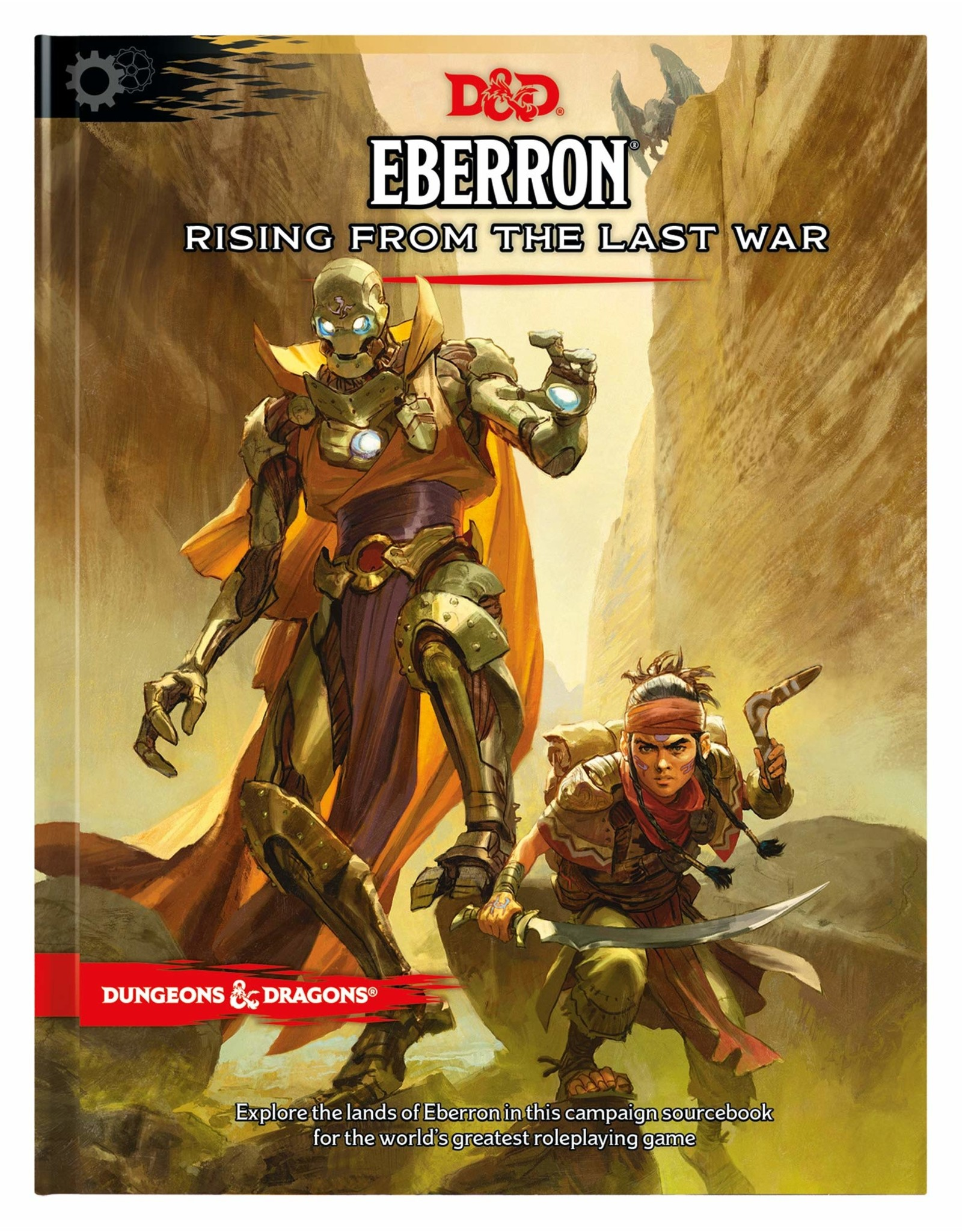 Dungeons & Dragons Dungeons and Dragons RPG: Eberron - Rising from the Last War