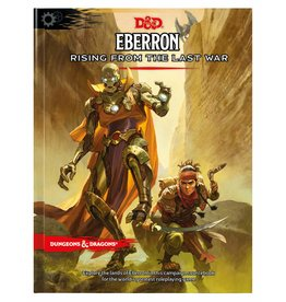 Dungeons & Dragons D&D 5E: Eberron - Rising from the Last War