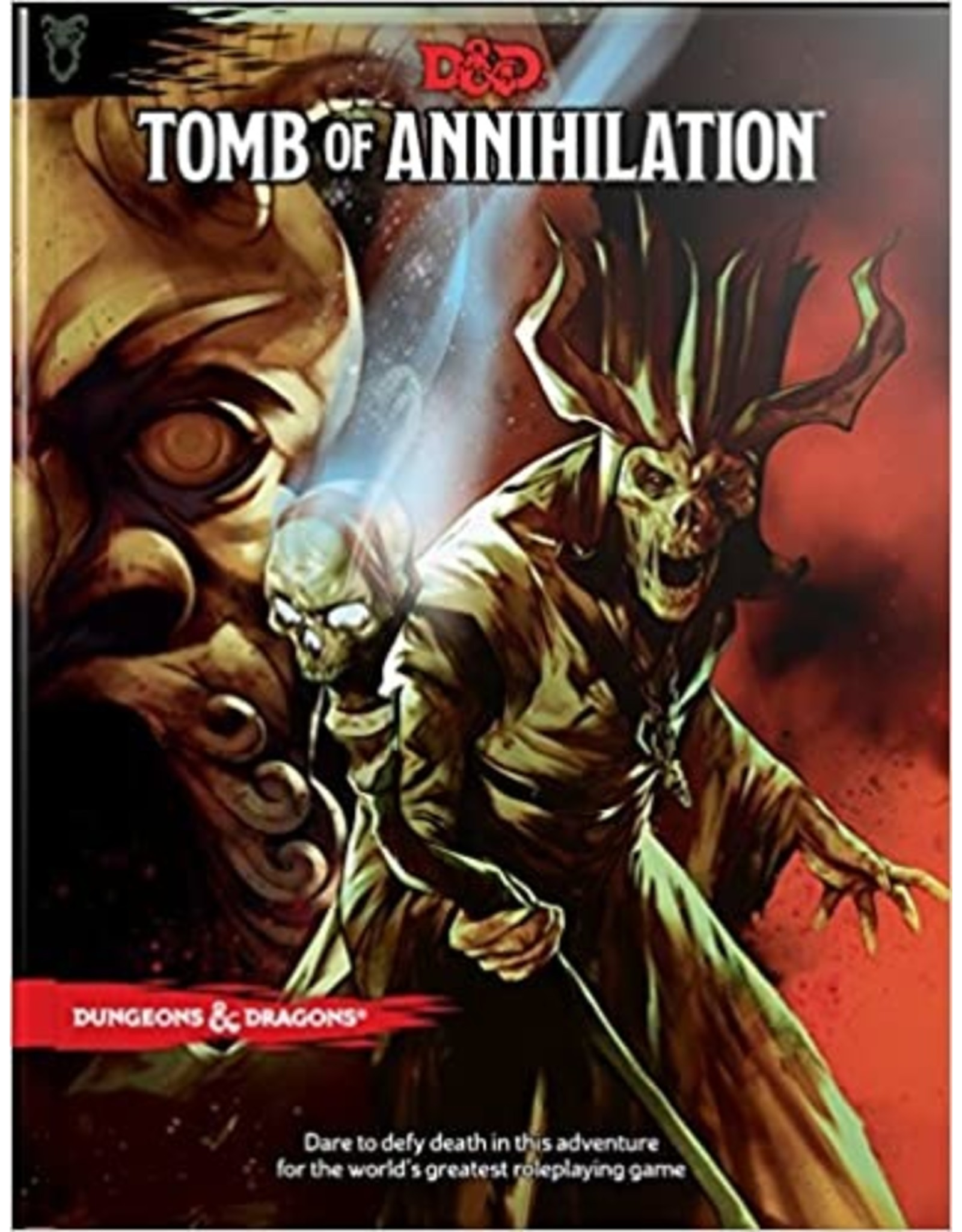 Dungeons & Dragons D&D 5E: Tomb of Annihilation