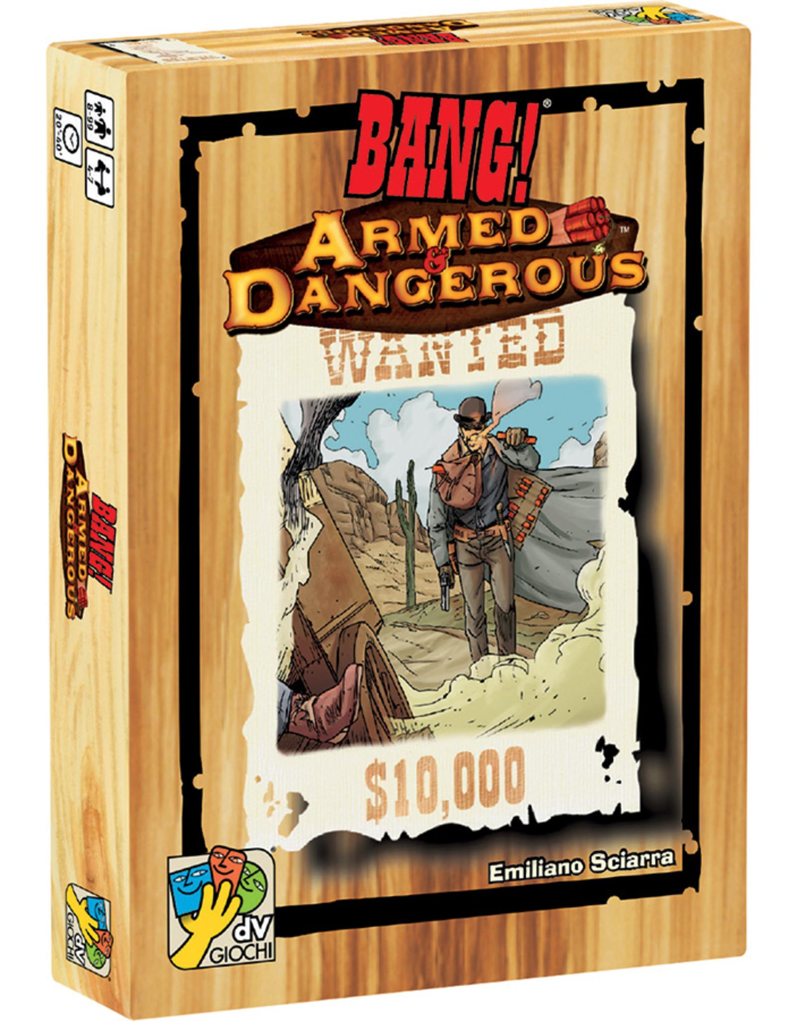 dV Giochi Bang! Armed & Dangerous