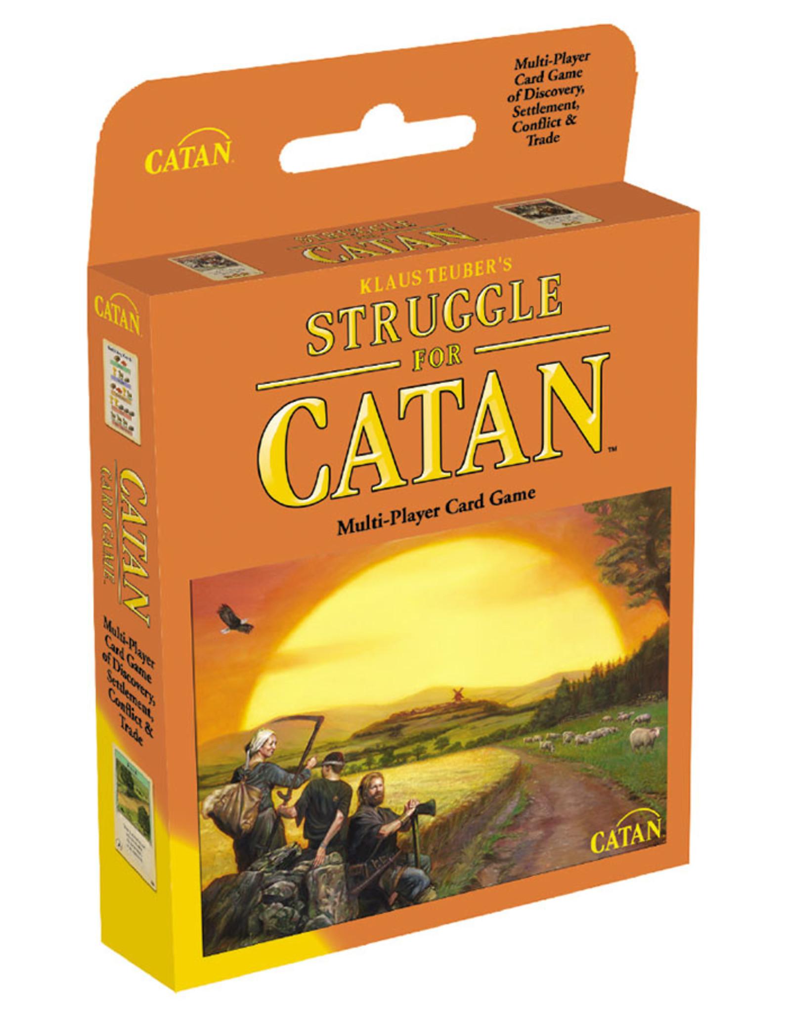 Catan Studios The Struggle for Catan