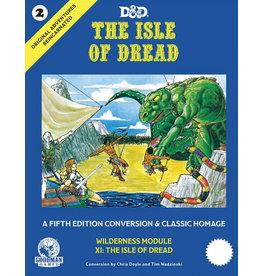 Goodman Games Original Adventures #2: The Isle of Dread