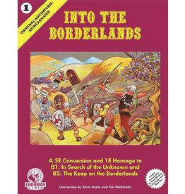 Goodman Games 5E: OAR 1: Into the Borderlands (HC)