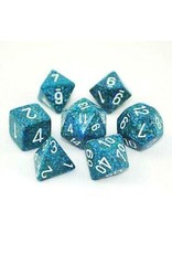 Chessex 7-Set Polyhedral Speckled: Sea