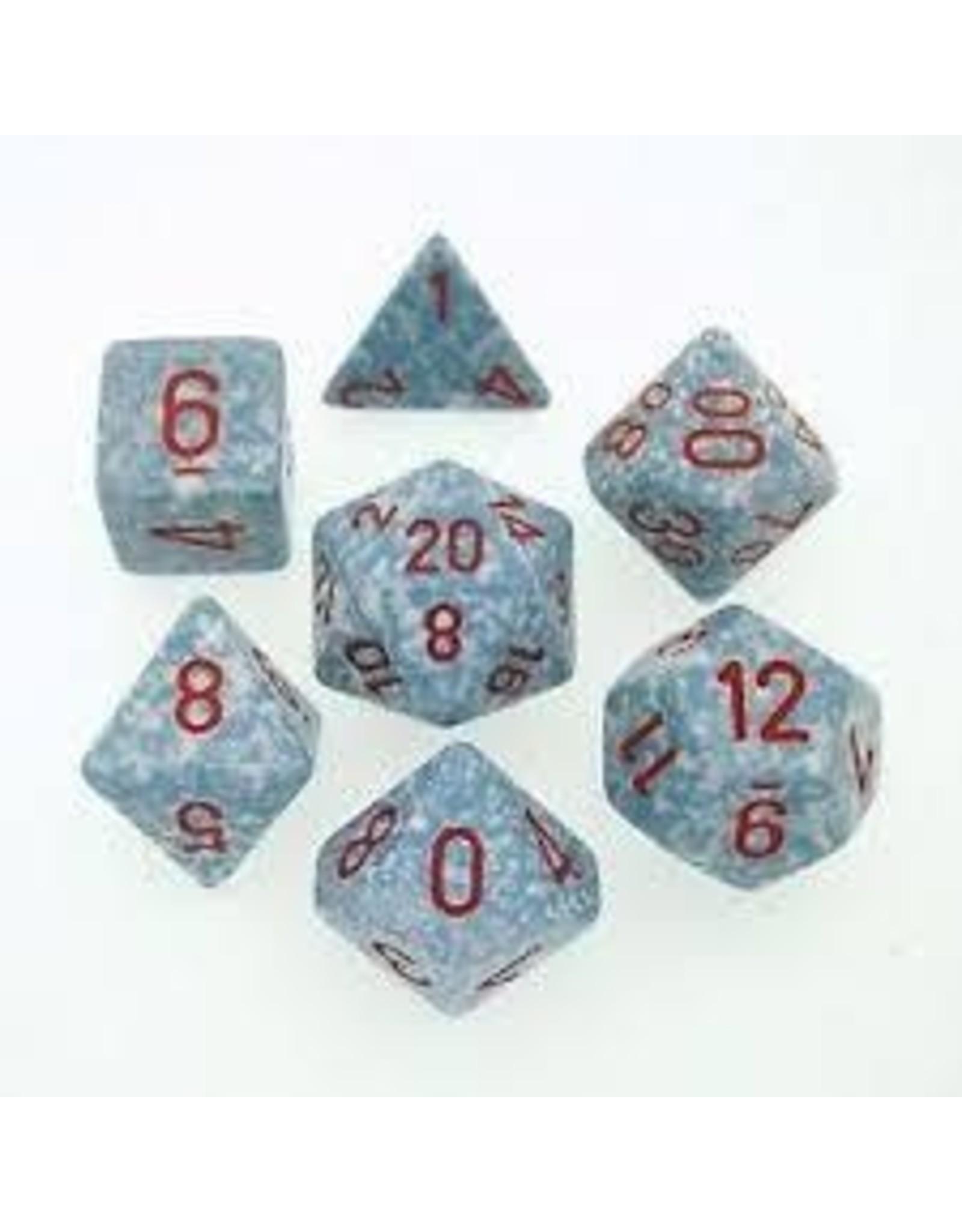 Chessex 7-Set Polyhedral CubeSP Air
