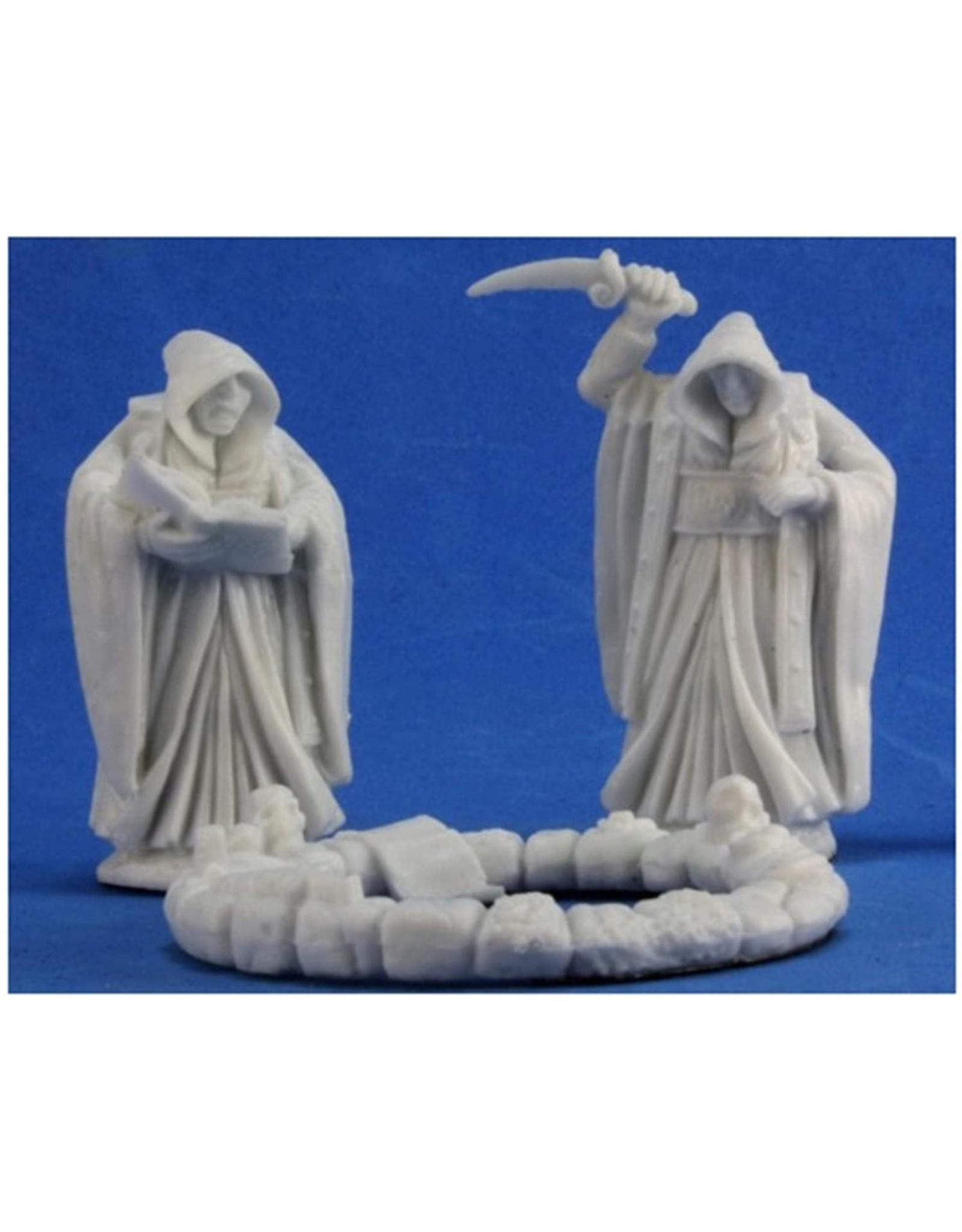 Reaper Bones: Cultists and Circle (3)