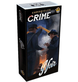 Lucky Duck Games Chronicles of Crime: Noir