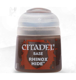 Citadel Citadel Paints: Base - Rhinox Hide