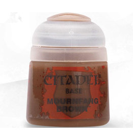 Citadel Citadel Paints: Base - Mournfang Brown