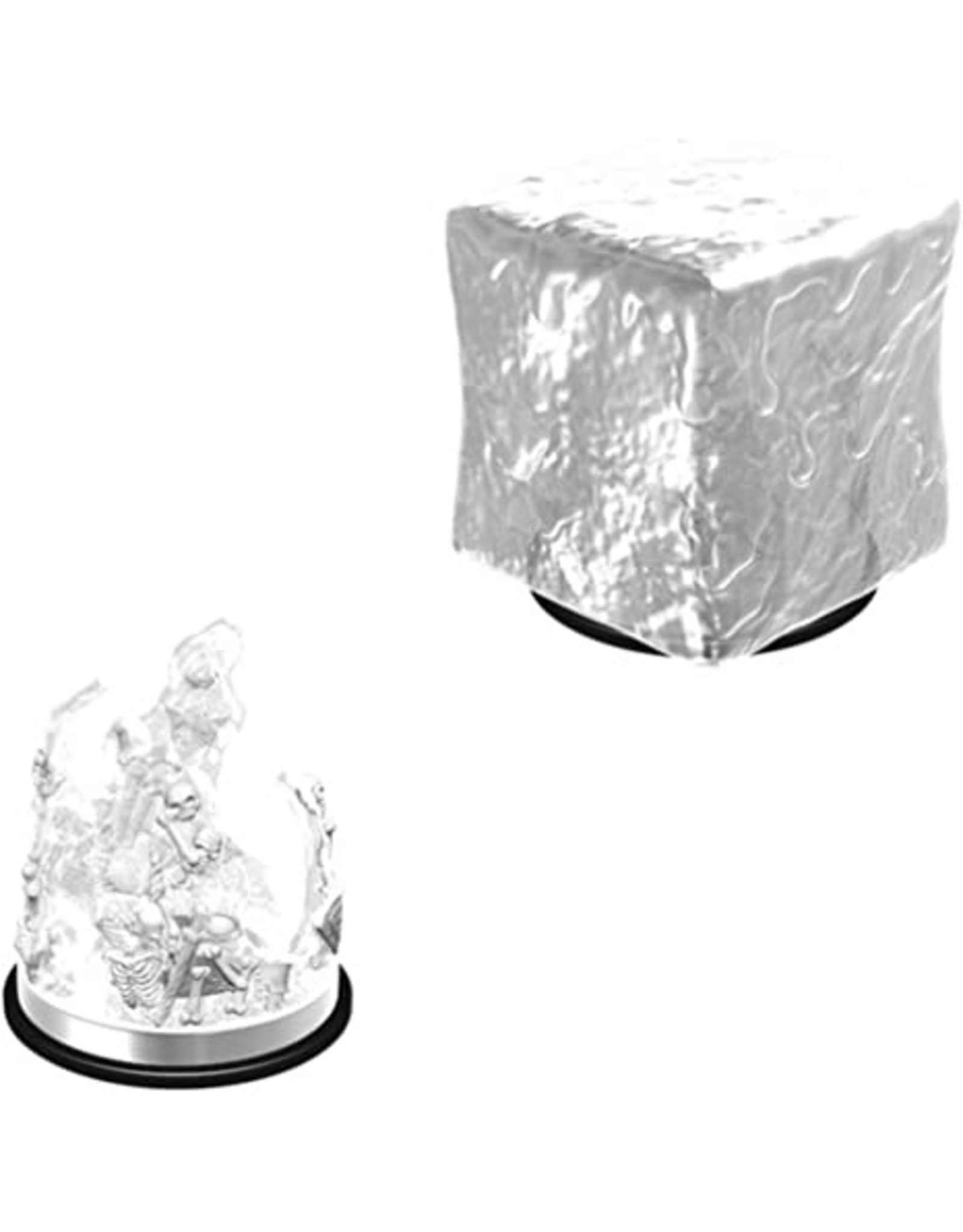 Wiz Kids D&D NMU: Gelatinous Cube W6 LTD