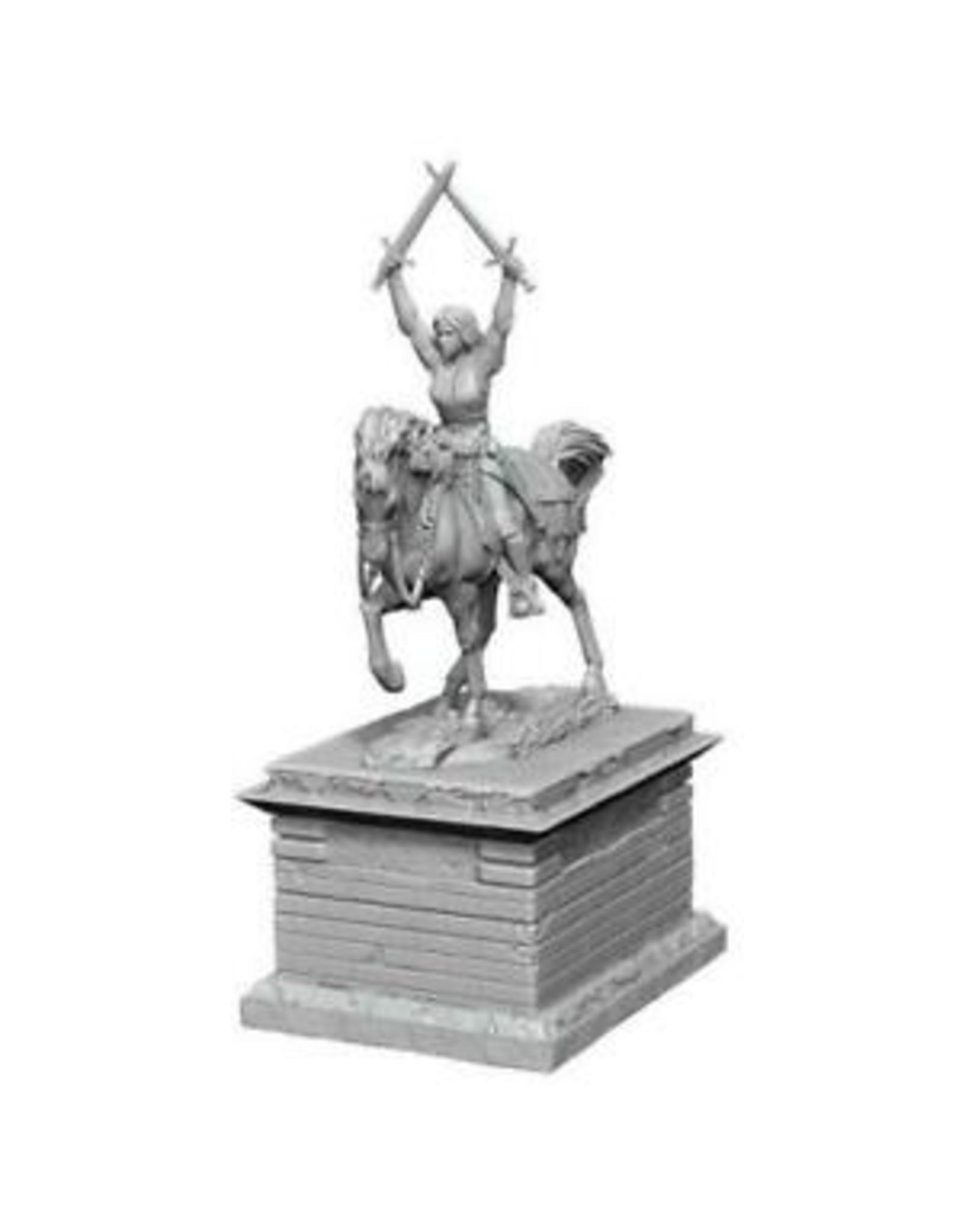 Wiz Kids D&D NMU: W10 Heroic Statue LTD