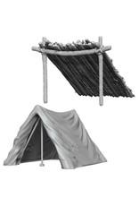 Wiz Kids D&D NMU: W10 Tent & Lean-To