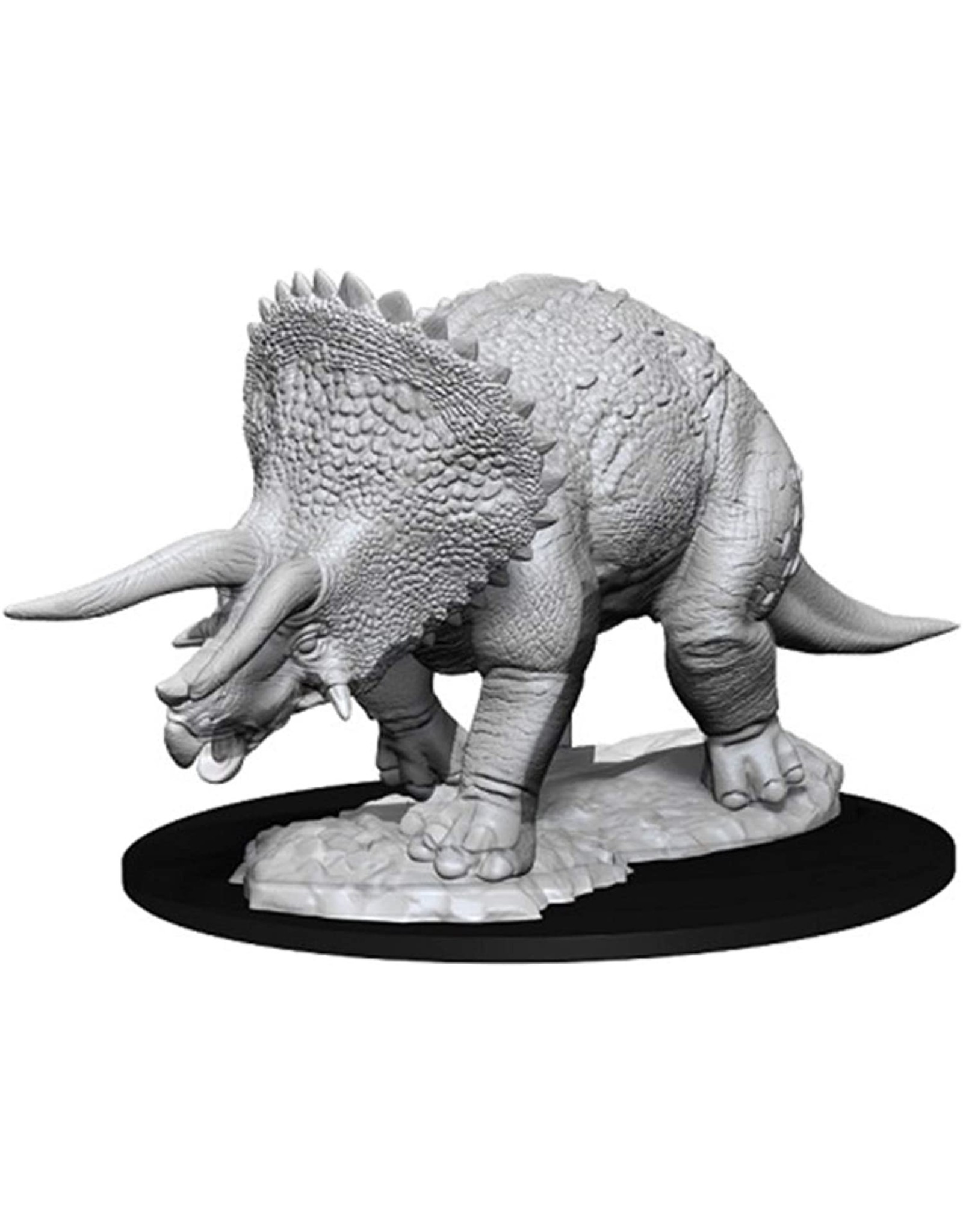 Wiz Kids D&D NMU: Triceratops W7