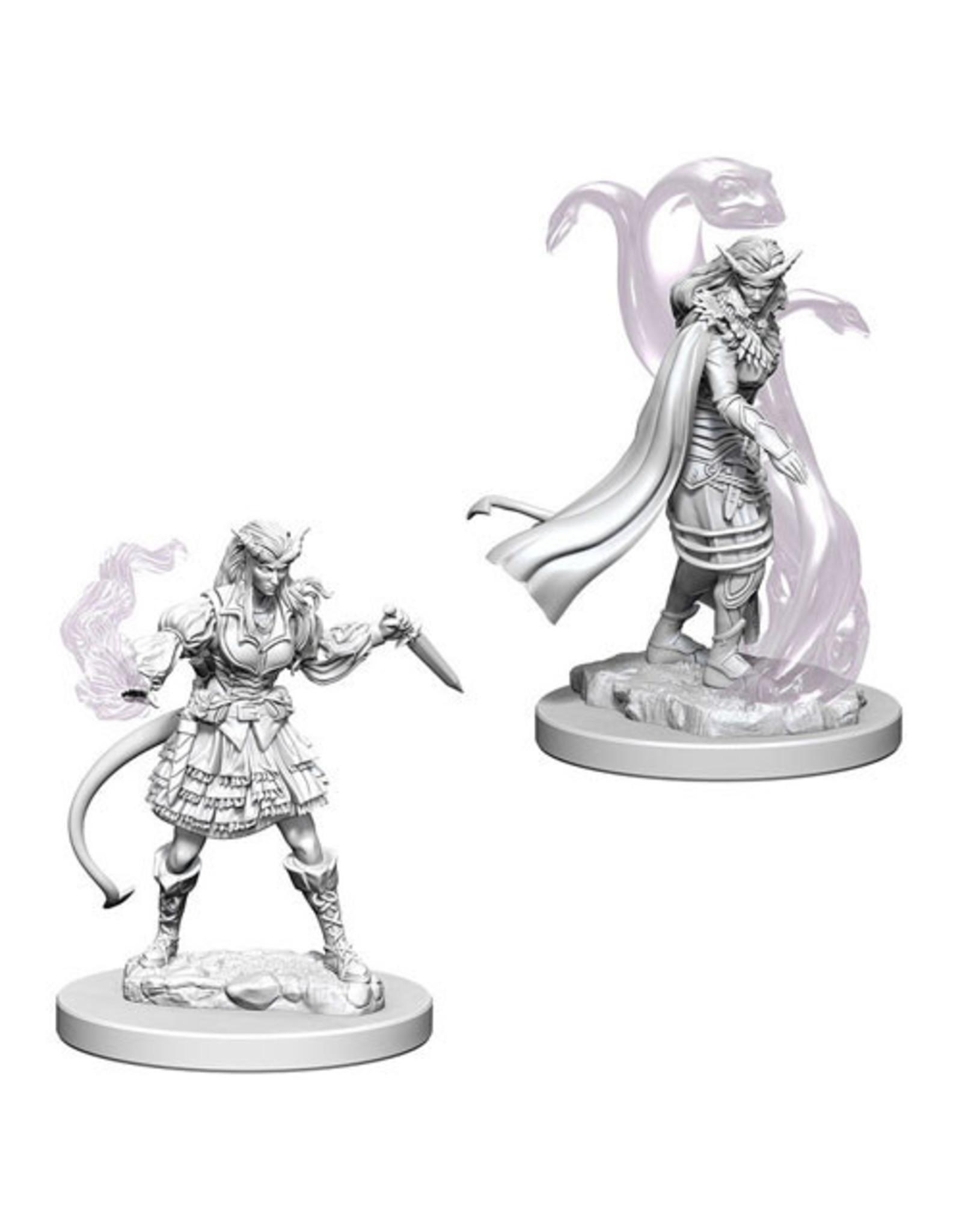Wiz Kids D&D NMU: Tiefling Female Sorcerer