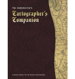 Role Playing The Gamemasters Journal: Cartographers Companion