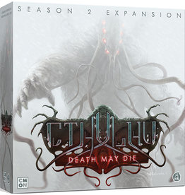 Cool Mini or Not Cthulhu: Death May Die - Season 2 Expansion