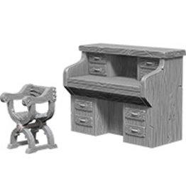 Wiz Kids WZK DC: Desk & Chair W5