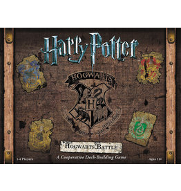 USAopoly Harry Potter Hogwarts Battles