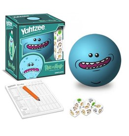 USAopoly Yahtzee: Rick and Morty
