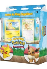 Pokemon PKM: Let's Play Pokémon TCG Box