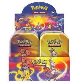 Pokemon PKM Kanto Power Mini Tin
