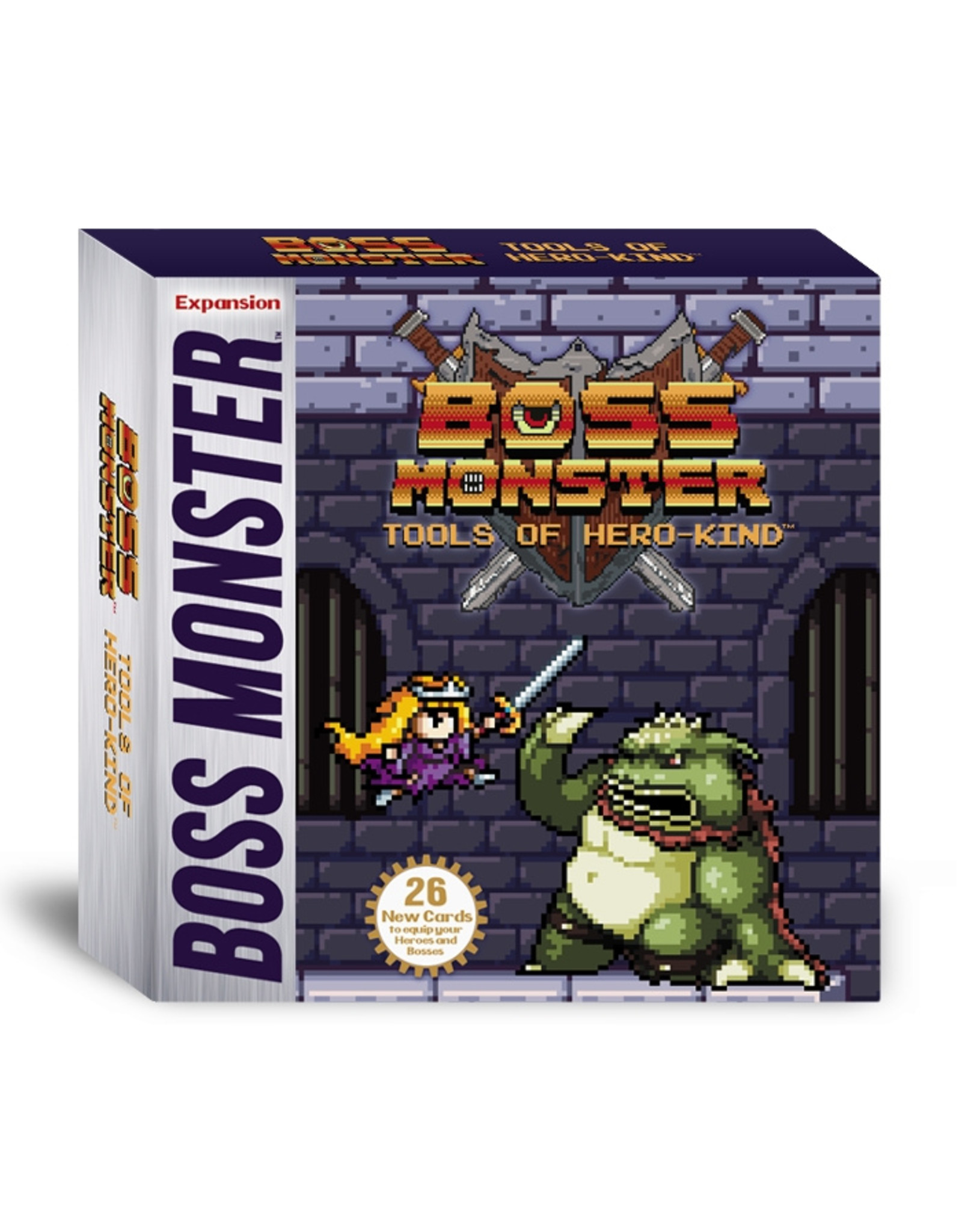 Buffalo Games Boss Monster: Tools of Hero-Kind Expan.