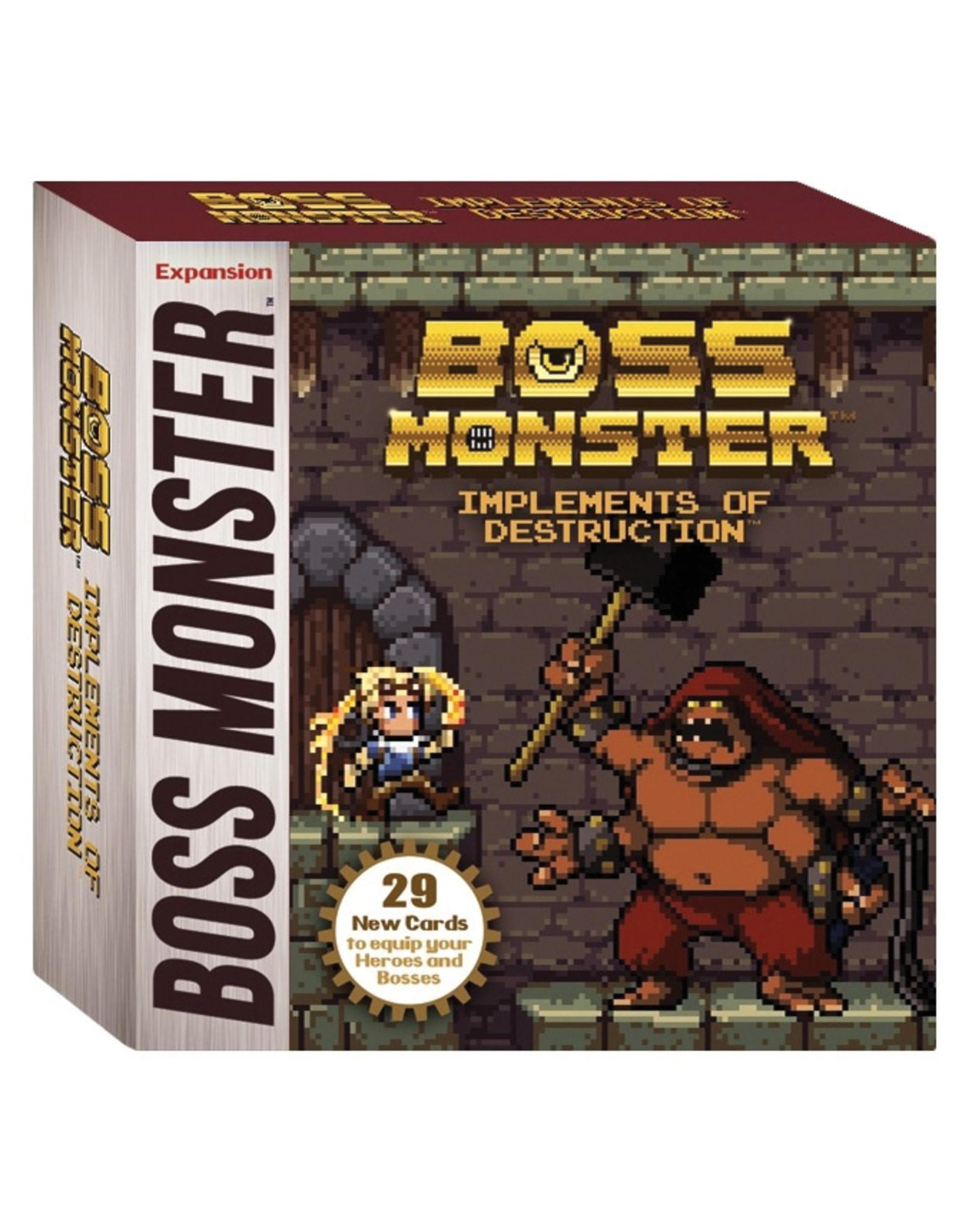 Buffalo Games Boss Monster: Implements of Destruction
