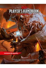 Dungeons & Dragons D&D 5E: Players Handbook