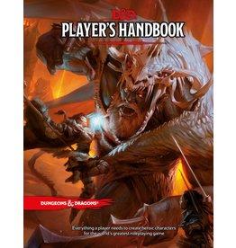 Dungeons & Dragons D&D 5E: Players Handbook