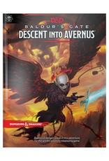 Dungeons & Dragons D&D 5E: Descent into Avernus (standard cover)