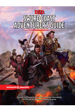 Dungeons & Dragons D&D 5E: Sword Coast Adventurers Guide