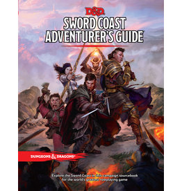 Dungeons & Dragons D&D 5E: Sword Coast Adventurers Guide