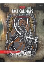 Dungeons & Dragons D&D: Tactical Maps Reincarnated