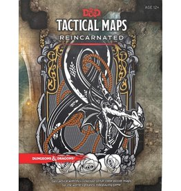Dungeons & Dragons D&D: Tactical Maps Reincarnated