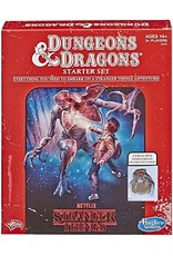 Role Playing D&D 5th: Stranger Things Starter Set