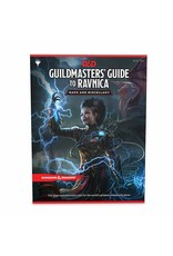 Dungeons & Dragons D&D RPG: Guildmaster's Guide to Ravnica Map Pack