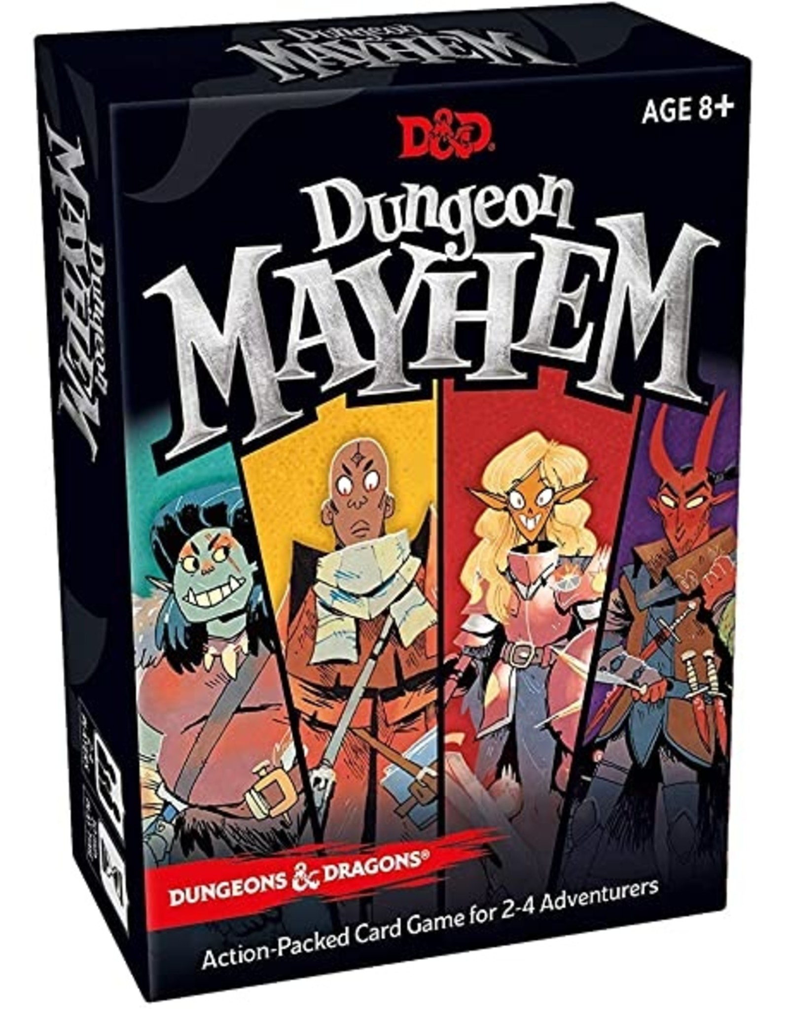 Wizards of the Coast D&D Dungeon Mayhem Card Game