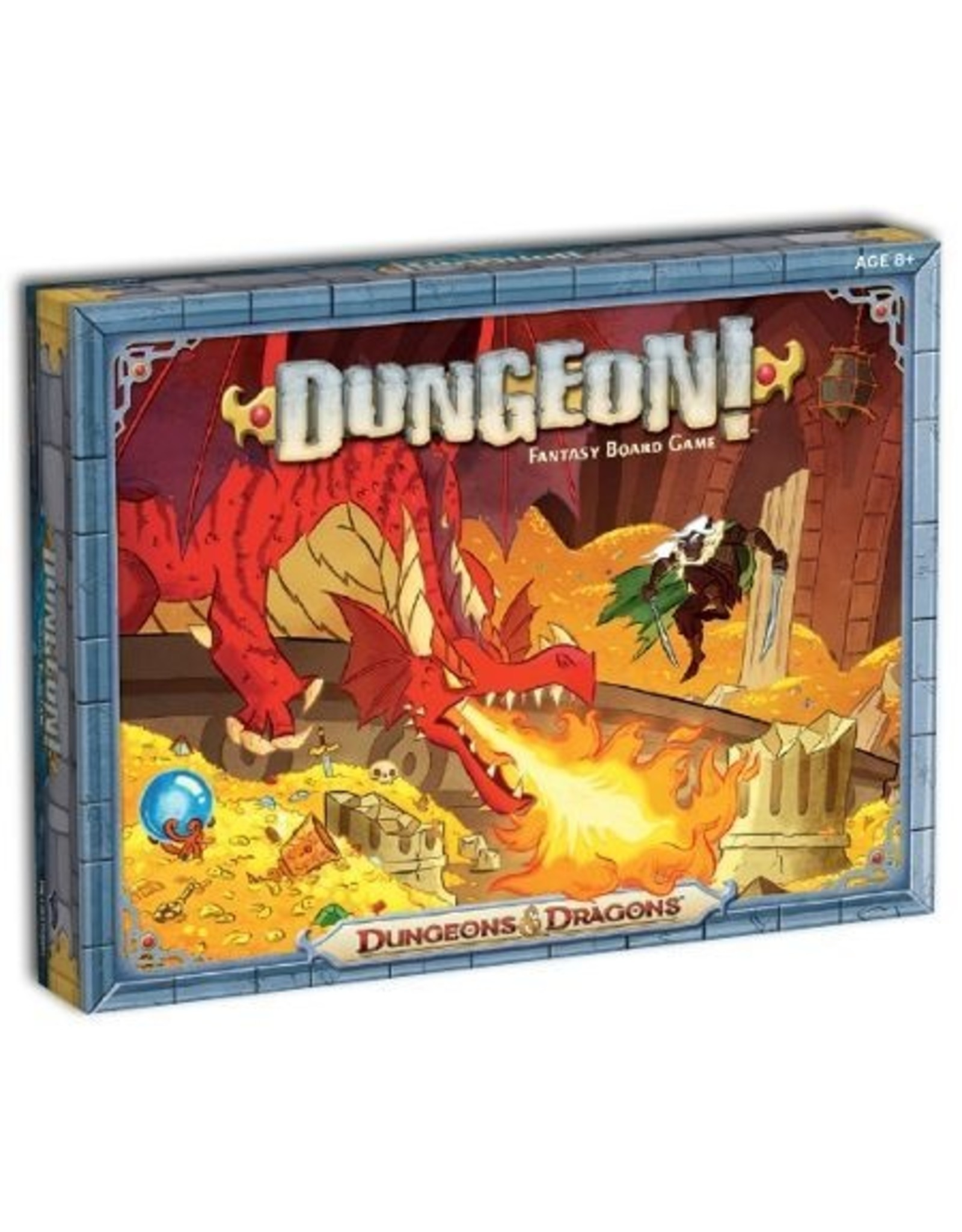 Wizards of the Coast D&D Dungeon Board Game