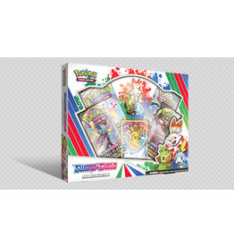 PKM: Sword & Shield Figure Collection