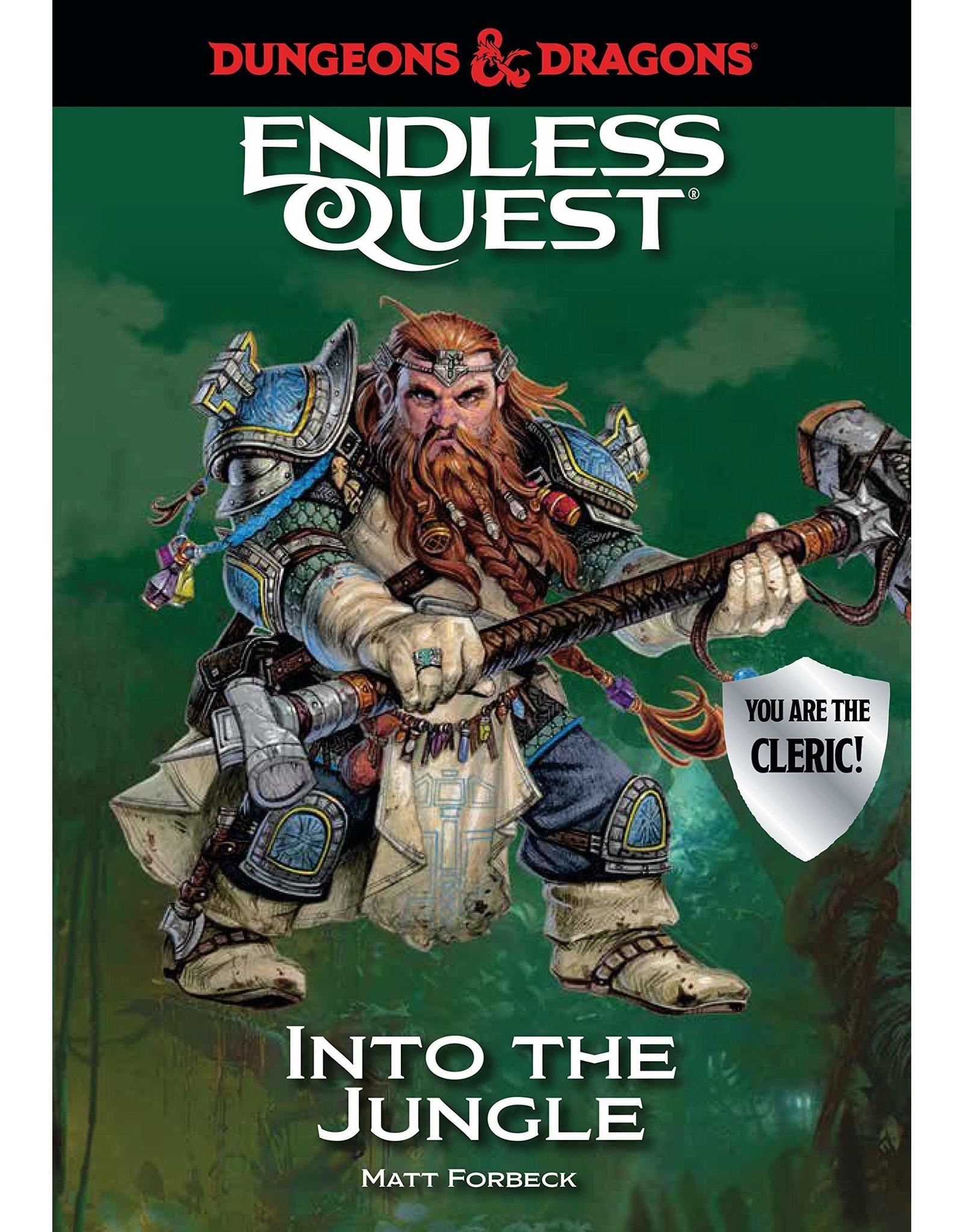 Random House D&D: An Endless Quest Adv - Into the Jungle SC