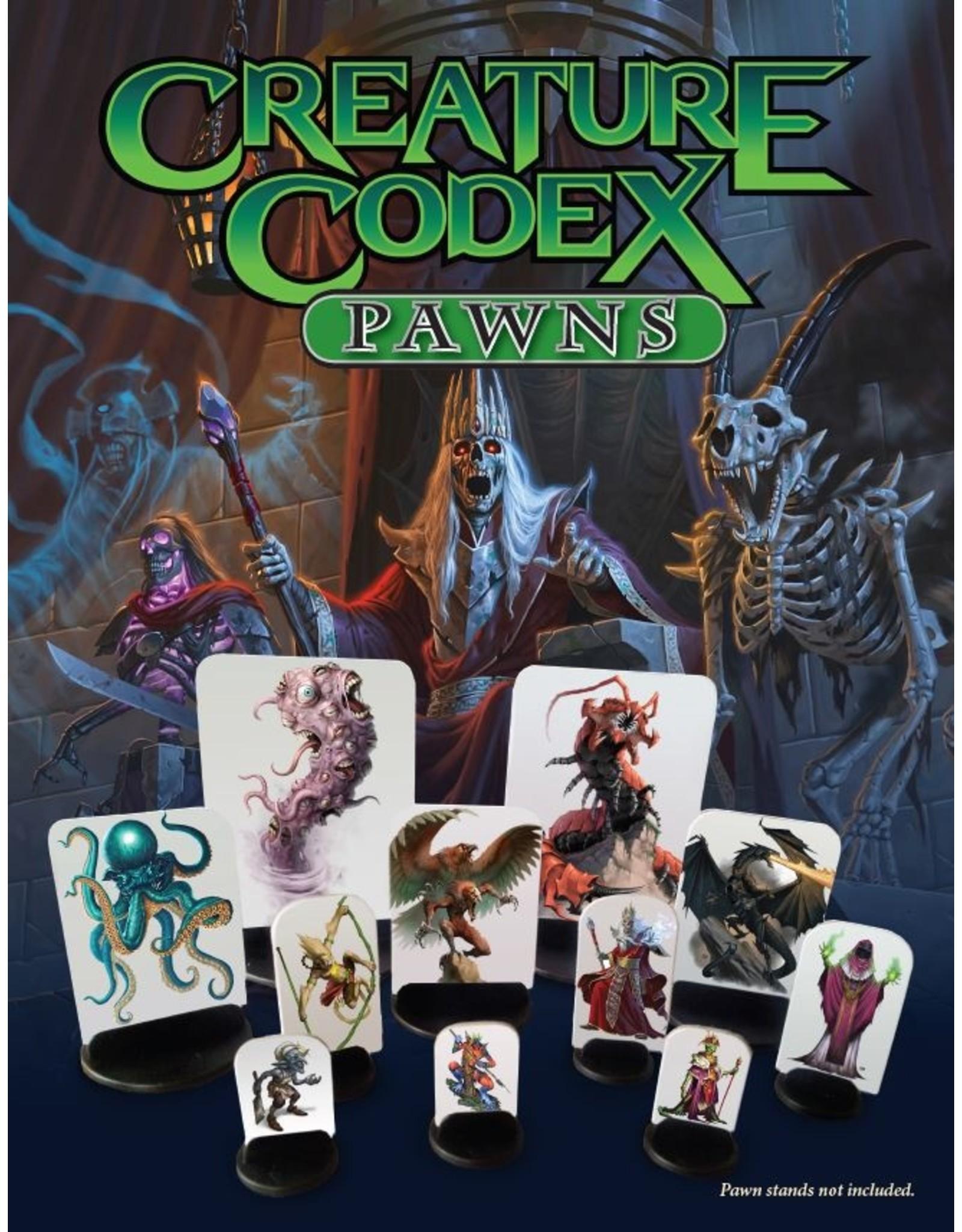 Random House 5E: Creature Codex Pawns