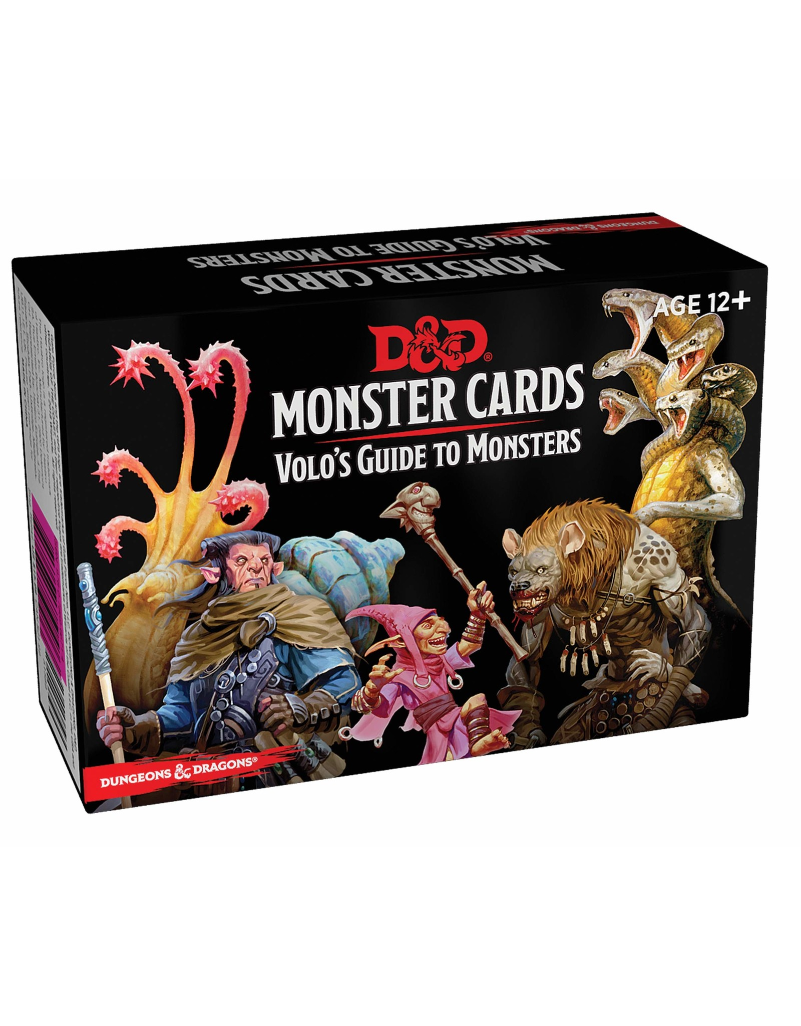 D&D Volos Monster Cards