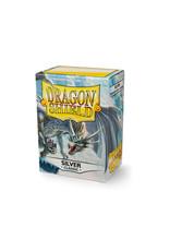 Dragon Shield: (100) Classic Silver