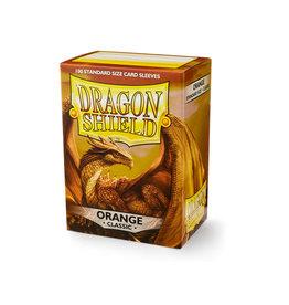 Dragon Shield: (100) Classic Orange