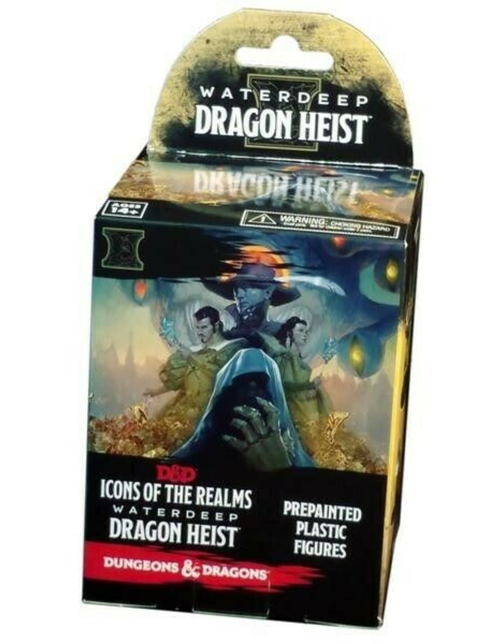 Wiz Kids D&D: ICR Set 9 Waterdeep Dragon Heist
