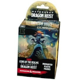 Wiz Kids D&D: Icons of the Realms Set 9 Waterdeep Dragon Heist