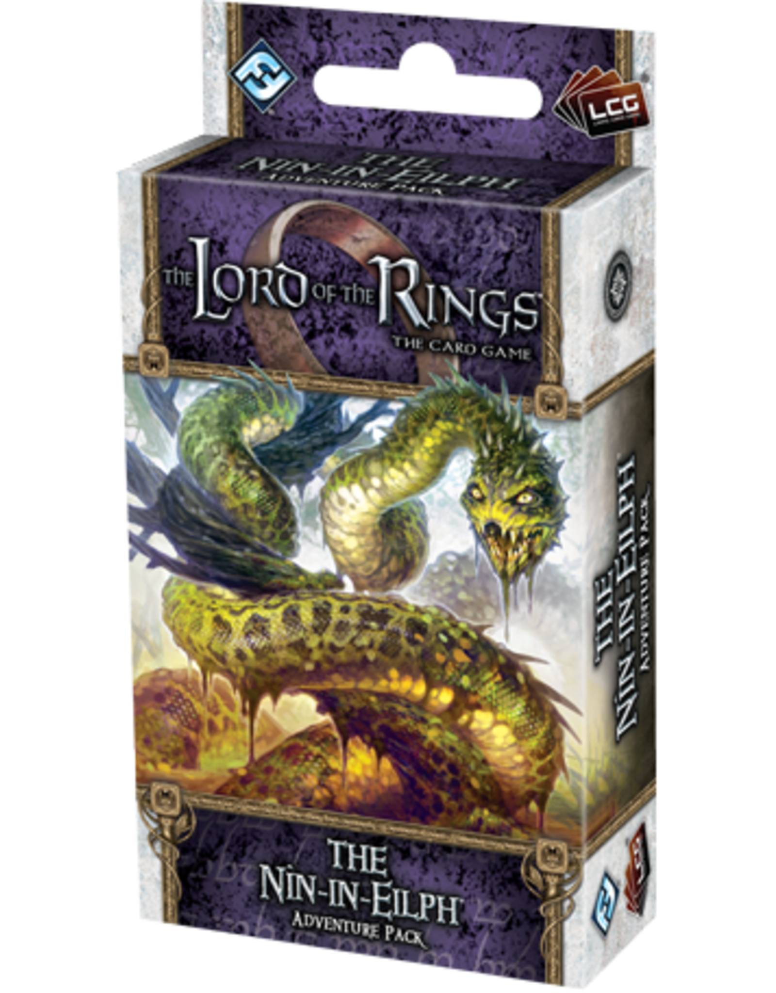 LotR: LCG: Nin-in-Eliph Adventure Pack
