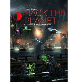 Role Playing Hack the Planet