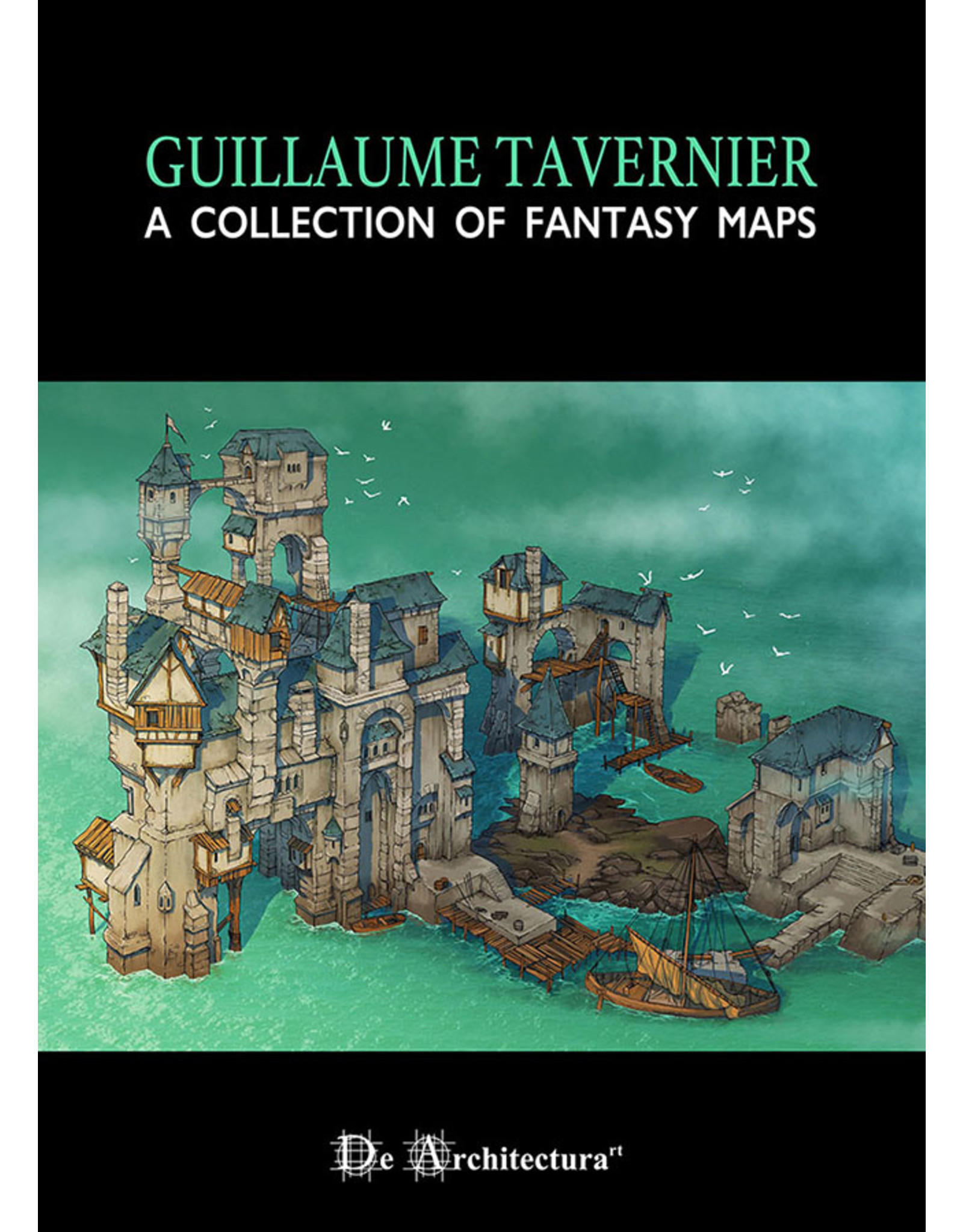 Role Playing A Collection of Fantasy Maps