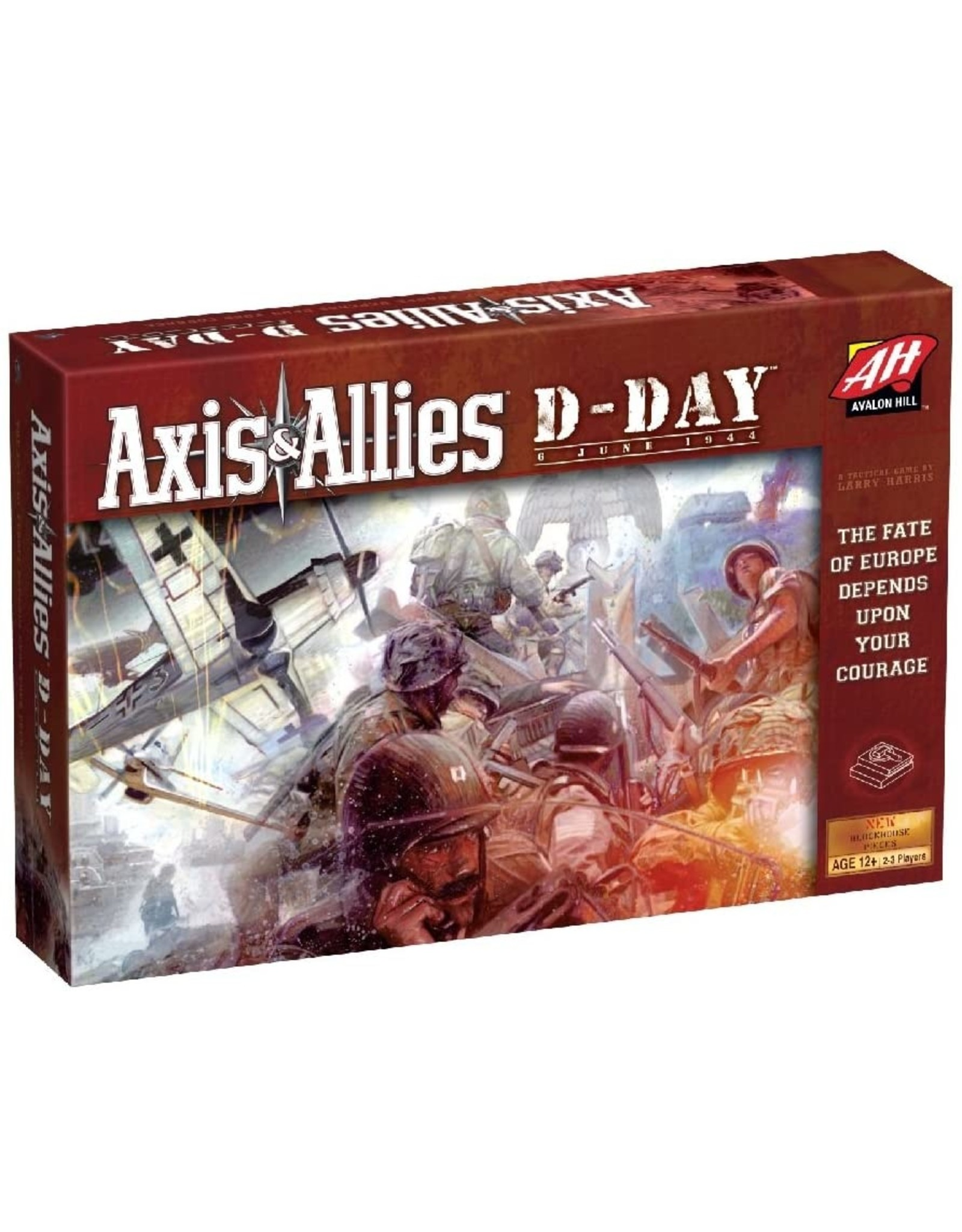 Wizards of the Coast Axis & Allies: D-Day